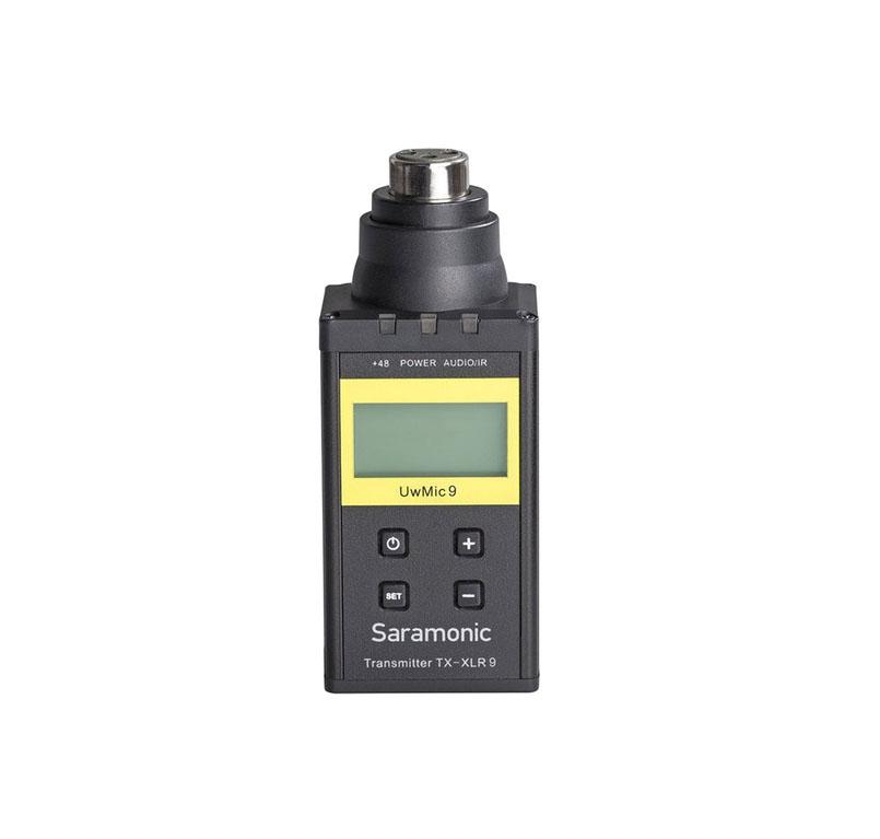 فرستنده سارامونیک UwMic9 TX-XLR9 V2