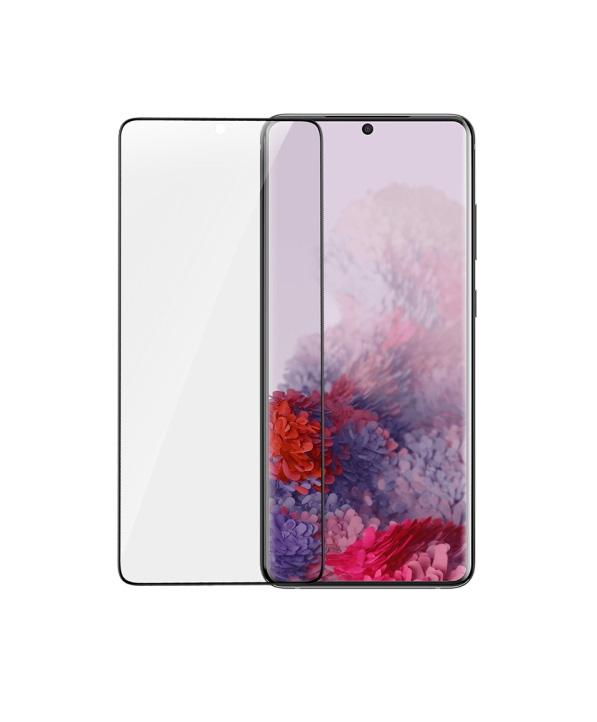 محافظ صفحه نمایش باسئوس مدل SGSAS20-KR01 مناسب برای گوشی موبایل سامسونگ Galaxy S20 (بسته دو عددی)
