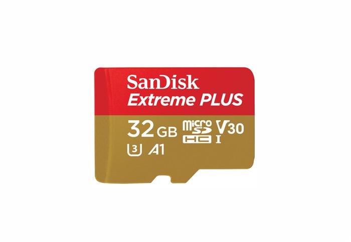کارت حافظه Micro SD 32GB سن دیسک مدل Extreme 100MB/s