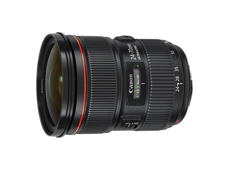 Canon EF 24-70mm f/2.8 L USM II (دست دوم)