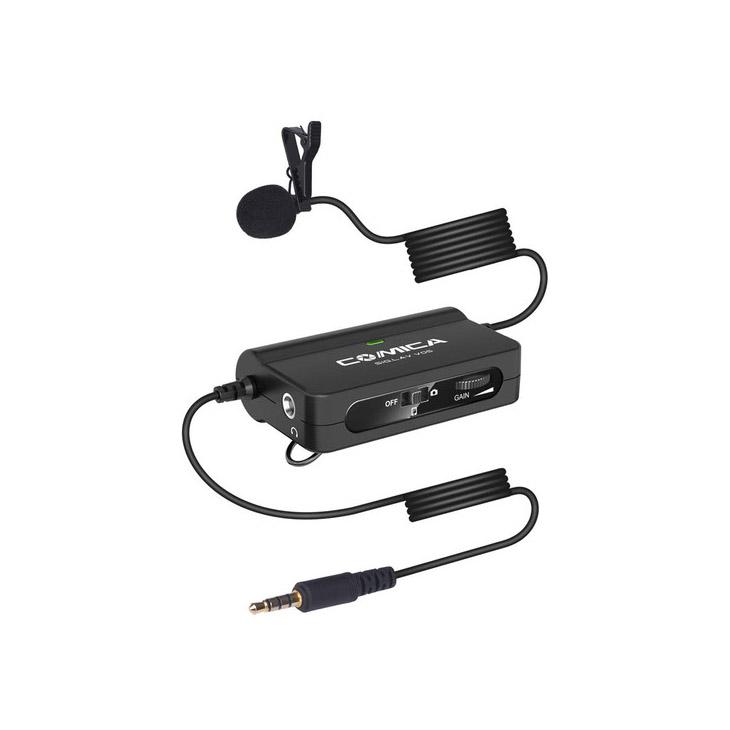 میکروفون یقه ای کامیکا SIG.LAV V05