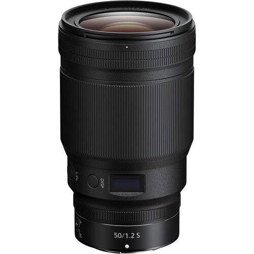 لنز Nikon NIKKOR Z 50mm f/1.2 S