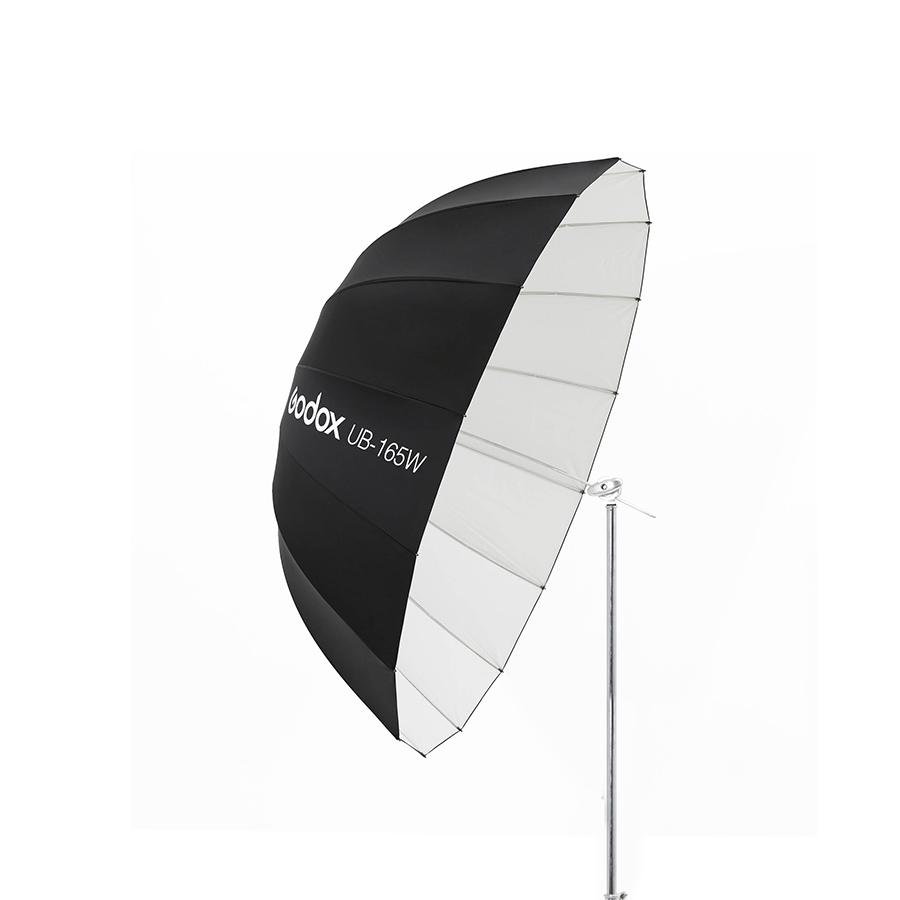 چتر پارابولیک 165 سانت داخل سفید مدل  Godox UB-165W