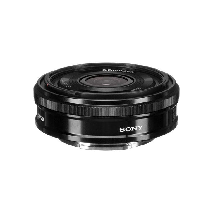 لنز سونی مدل Sony E 20mm f/2.8