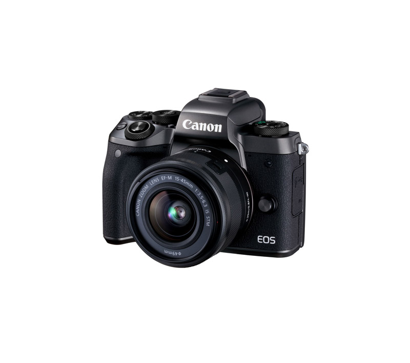 دوربین Canon EOS M5 + 15-45mm IS STM
