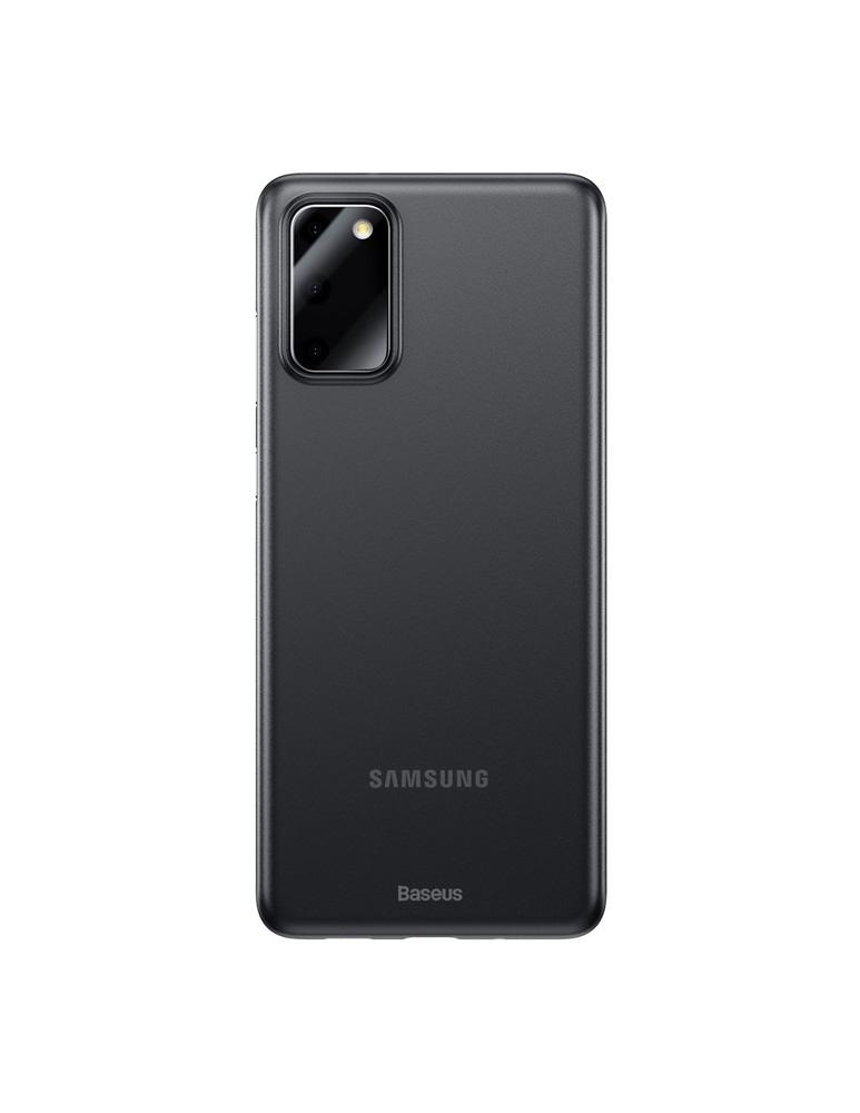 کاور باسئوس مدل WISAS20-01 مناسب برای گوشی موبایل سامسونگ Galaxy S20