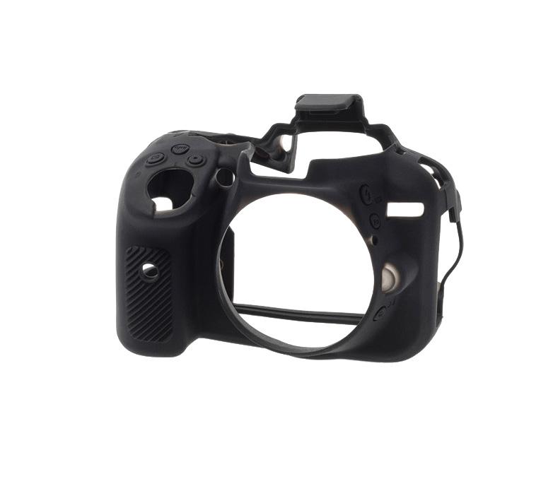 کاور سیلیکونی دوربین Nikon D5500 (مشکی)