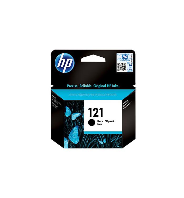 کارتریج جوهرافشان اچ پی مشکی HP 121 Black