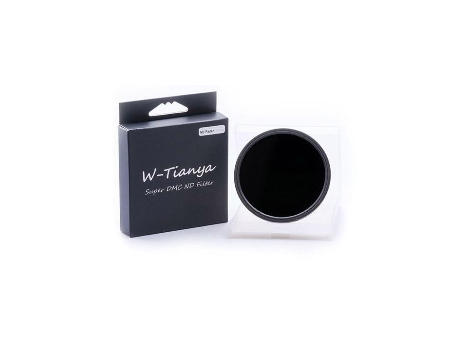 فیلتر ND سایز 58mm شانزده لایه متغیر W-Tianya Super DMC ND2-400