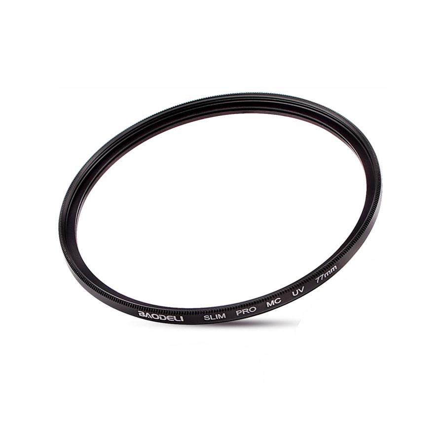 فیلتر بائودلی BAODELI UV Slim 77mm