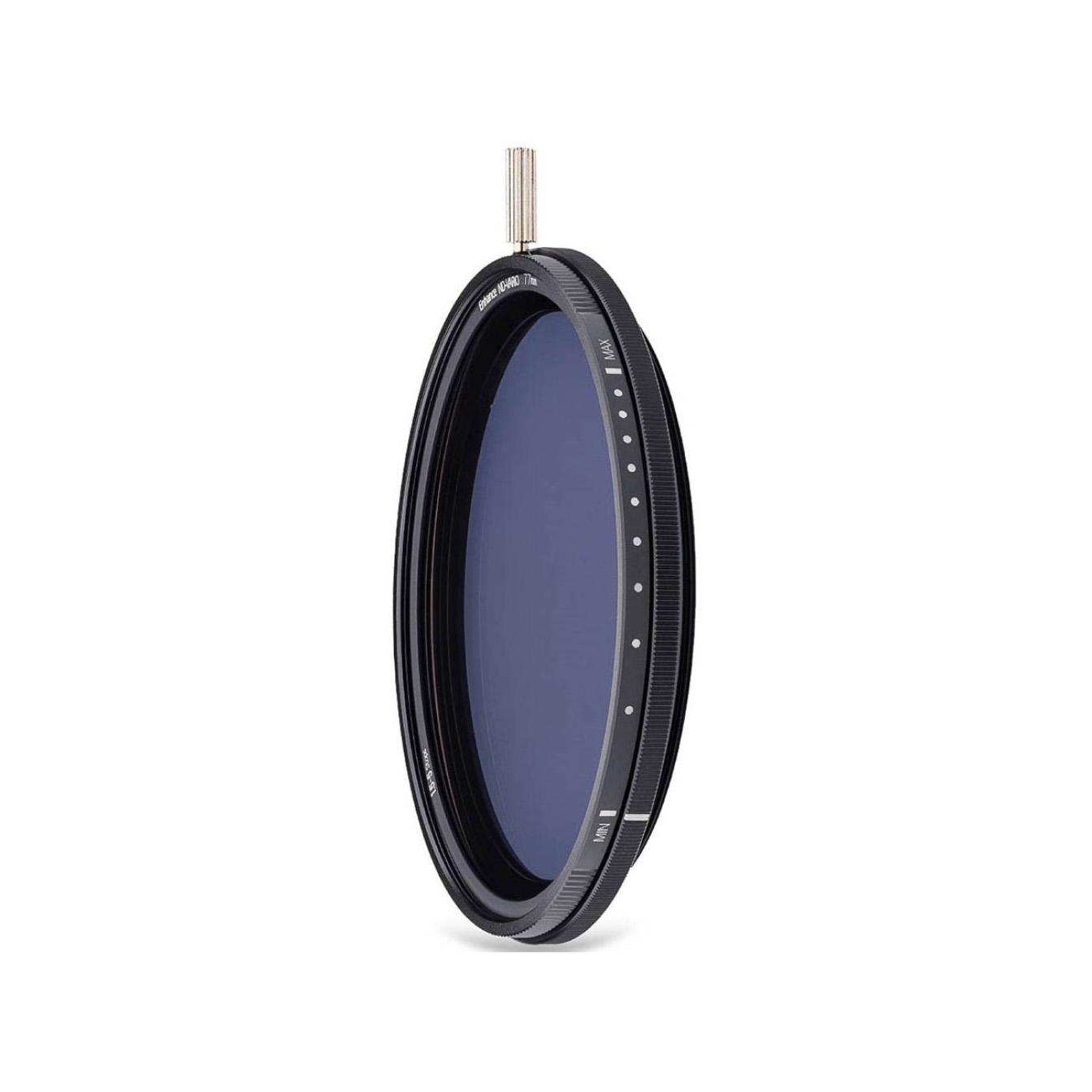 فیلتر ND متغیر NiSi Pro Nano 1.5-5 Stop Enhance ND-VARIO 72mm
