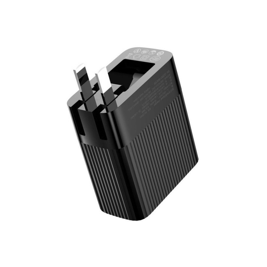 شارژر دیواری باسئوس مدل ZCENTY-C01