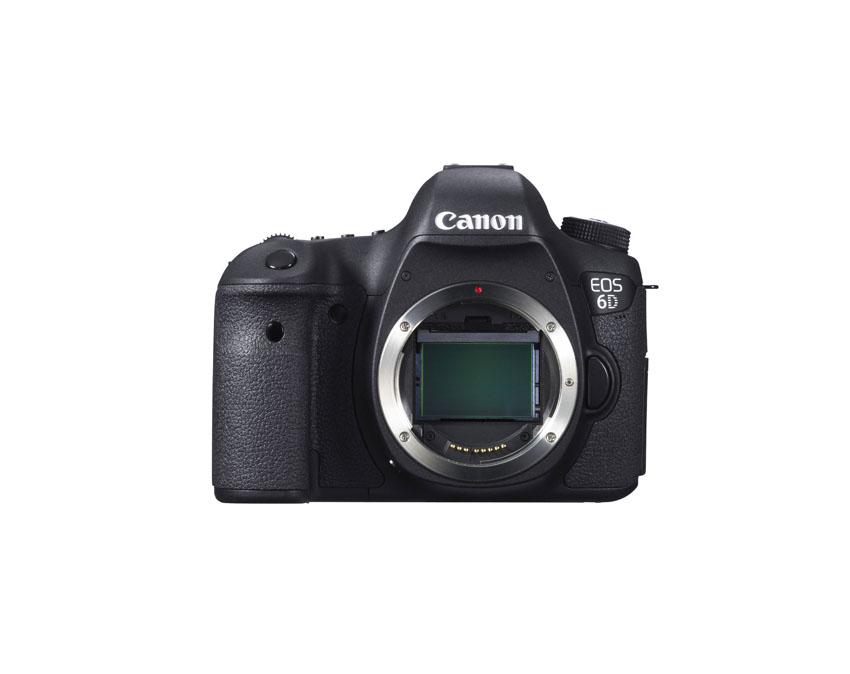 بدنه دوربین کانن EOS 6D (دست دوم)