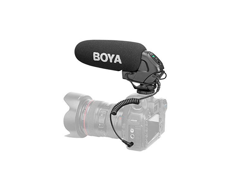 میکروفون شات گان بویا مدل BY-BM3030