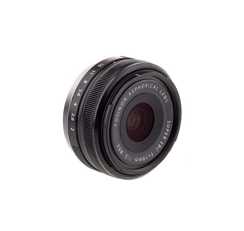 لنز FUJIFILM XF 18mm f/2 R