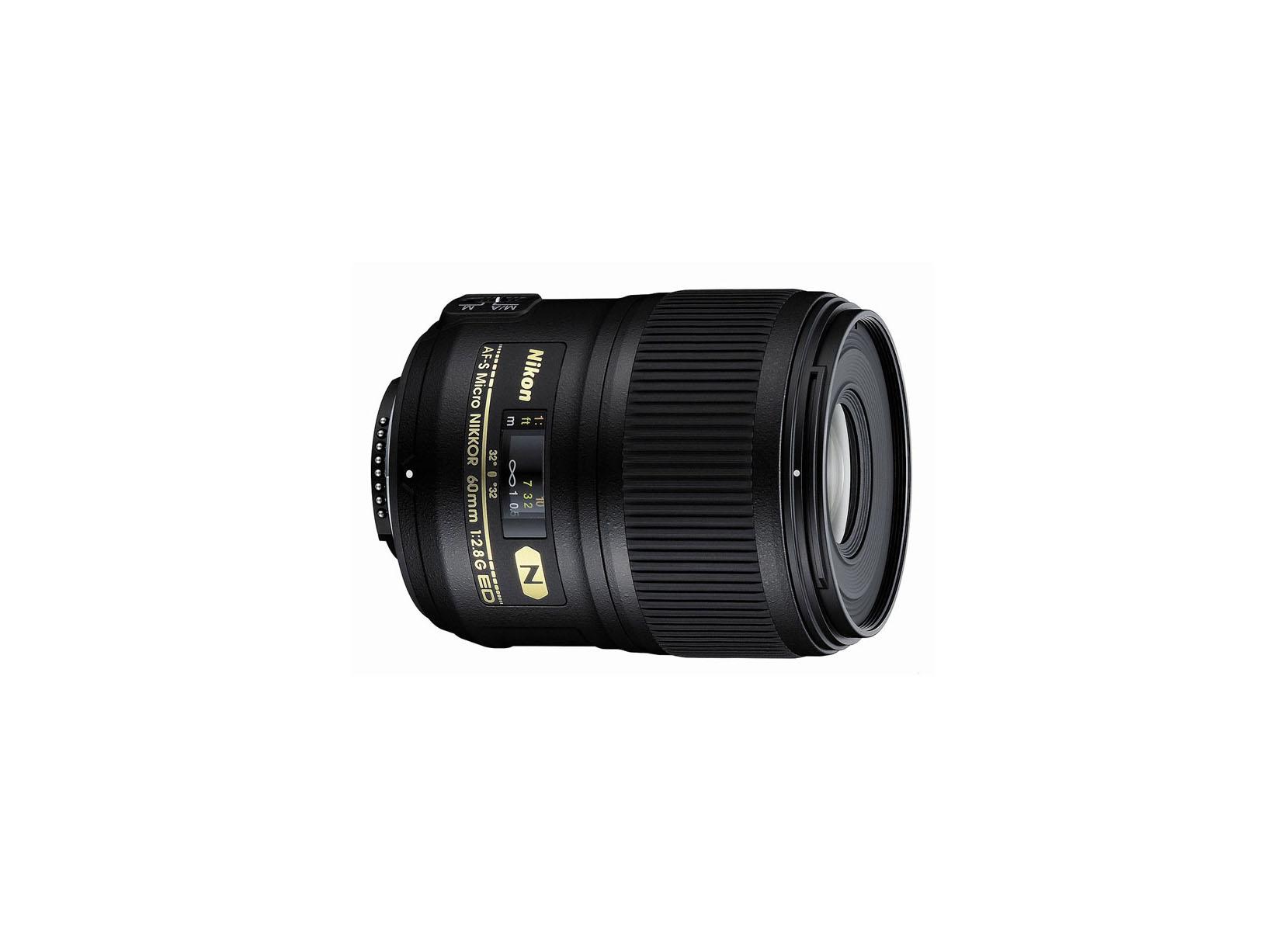 لنز Nikon AF-S 60mm f/2.8 G ED Micro