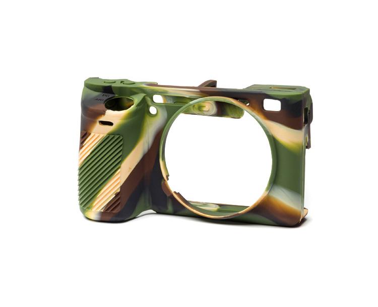 کاور سیلیکونی برای دوربین سونی a6400 (سبز)