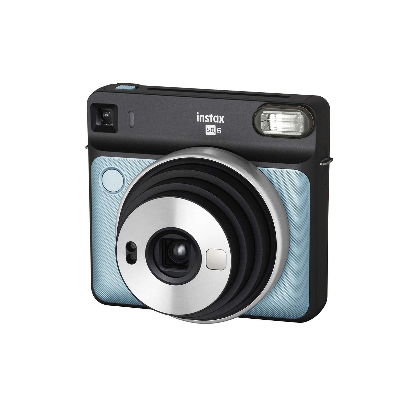 دوربین چاپ سریع دیجیتال فوجی Instax SQ6 (آبی)