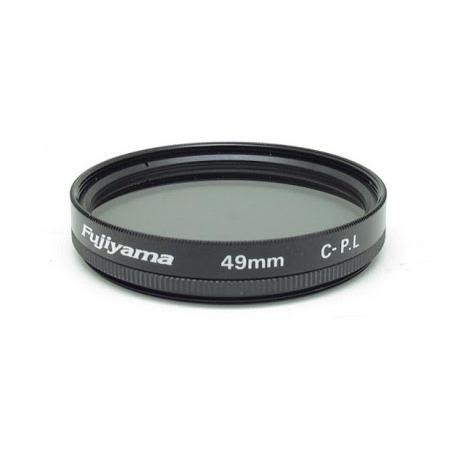 فیلتر پلاریزه Fujiyama سایز 49mm