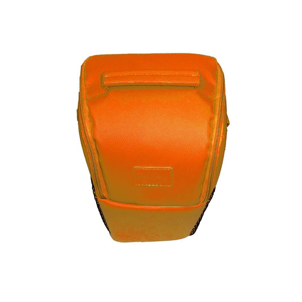 کیف دوربین عکاسی پوزه ای ترنگ سایز L رنگ نارنجی