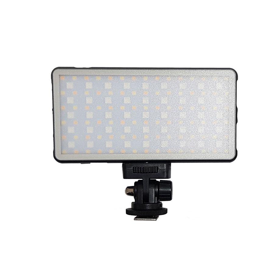 نور ثابت ال ای دی DBK RGB135 (با قابلیت استفاده به عنوان پاوربانک)