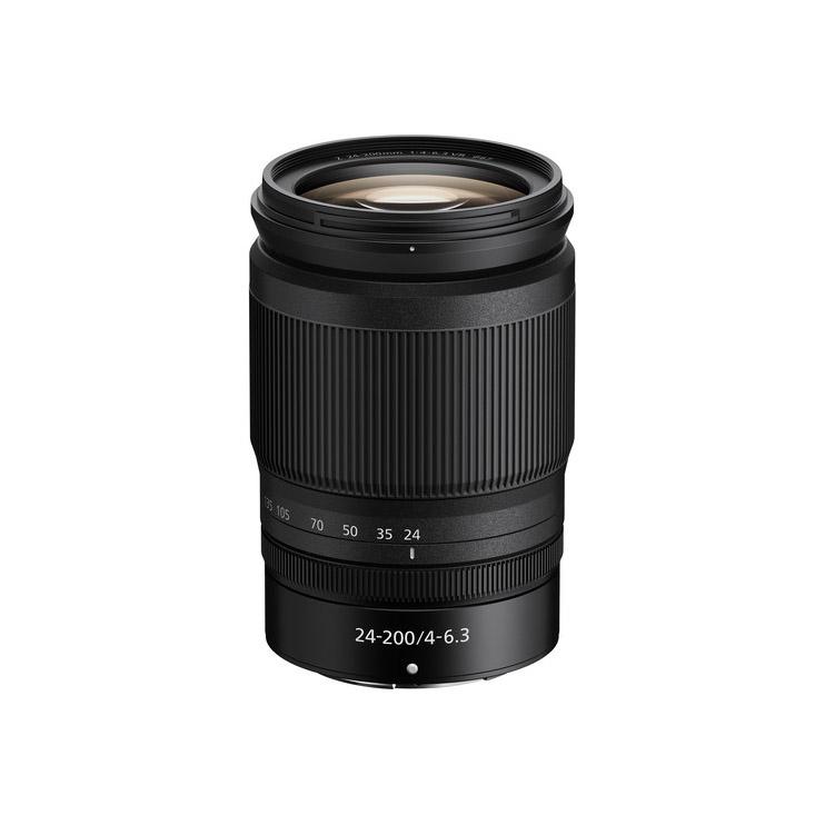 لنز Nikon NIKKOR Z 24-200mm f/4-6.3 VR