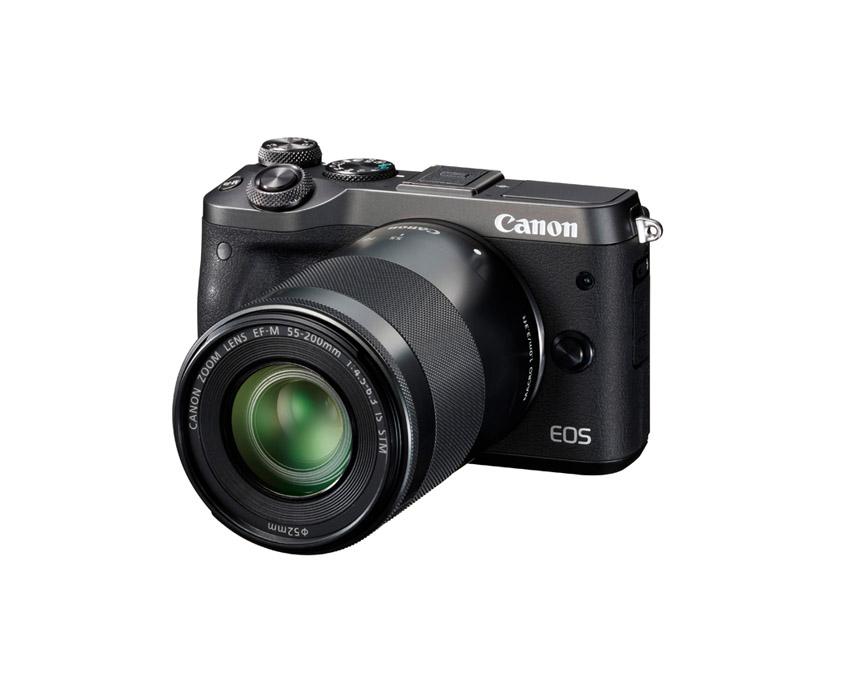 دوربین Canon EOS M6 + 18-150mm IS STM