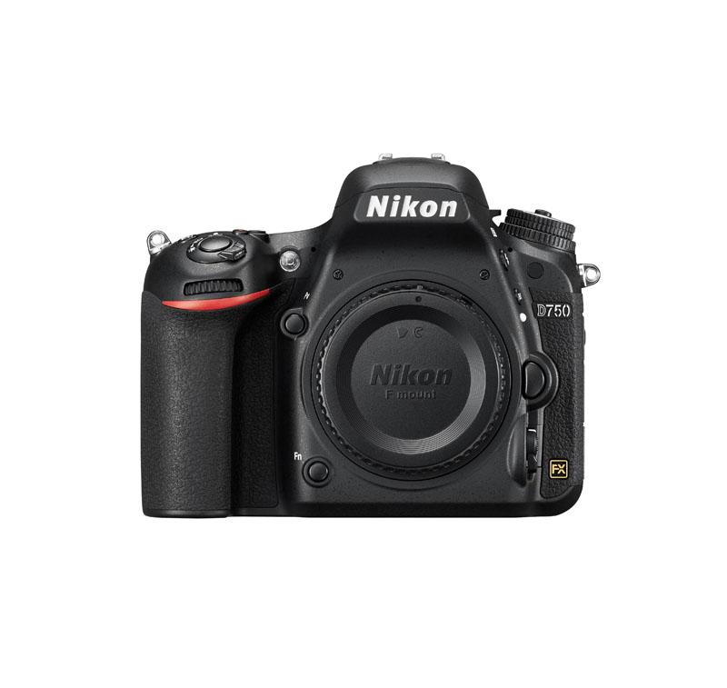 بدنه دوربین نیکون D750 (دست دوم)