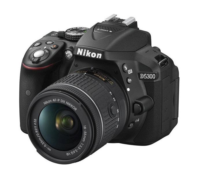 دوربین نیکون D5300 +18-55mm VR