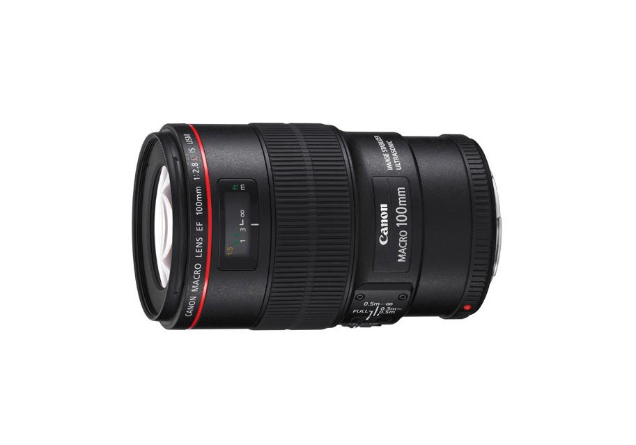 Canon EF 100mm f/2.8 L Macro (دست دوم)