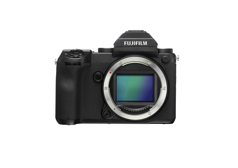 دوربین مدیوم فرمت FUJIFILM GFX 50S
