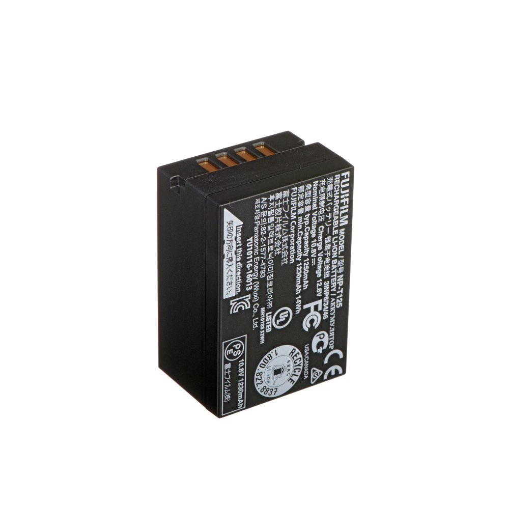 باتری FUJIFILM NP-T125 اصلی