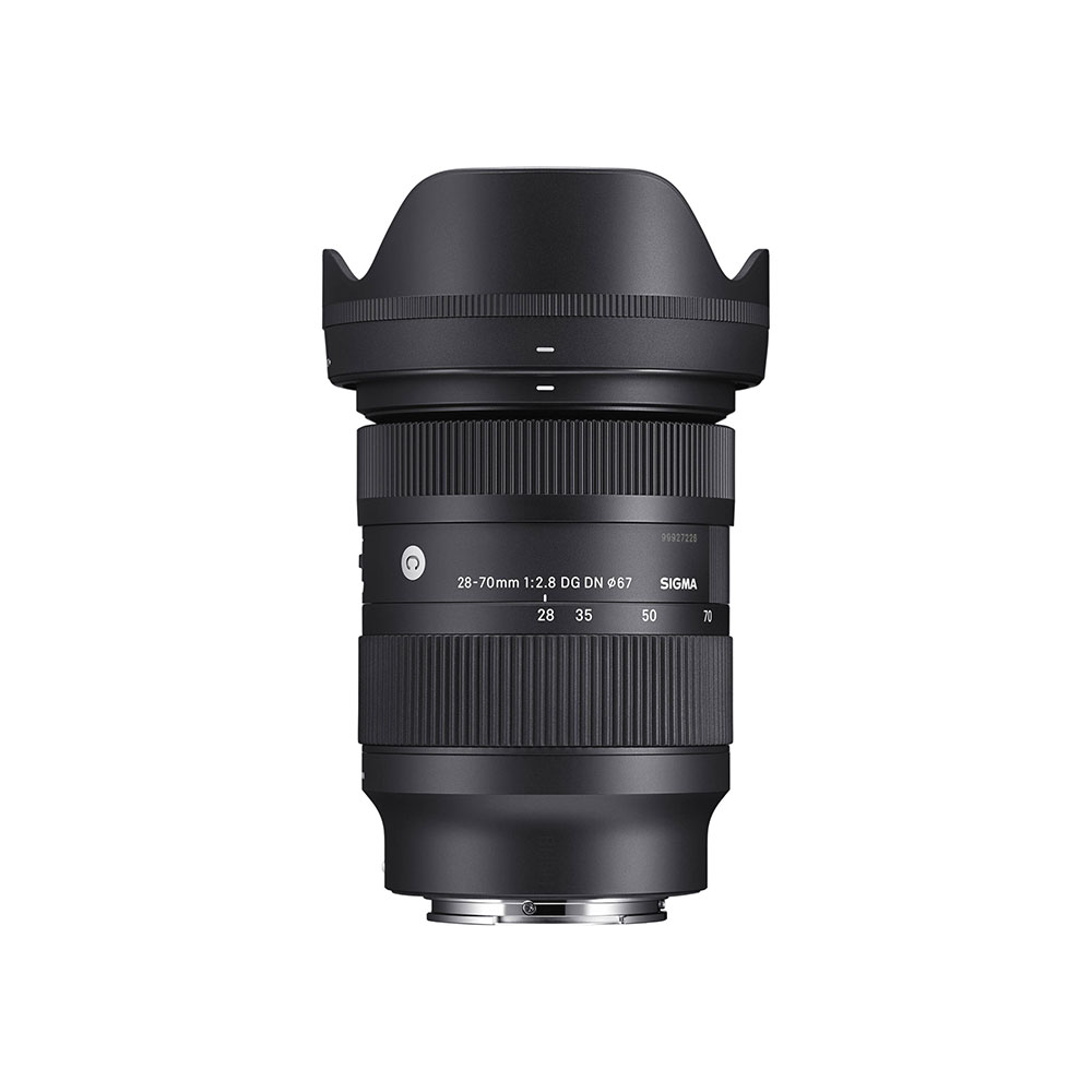 لنز Sigma 28-70mm f/2.8 DG DN Contemporary Lens for Sony E