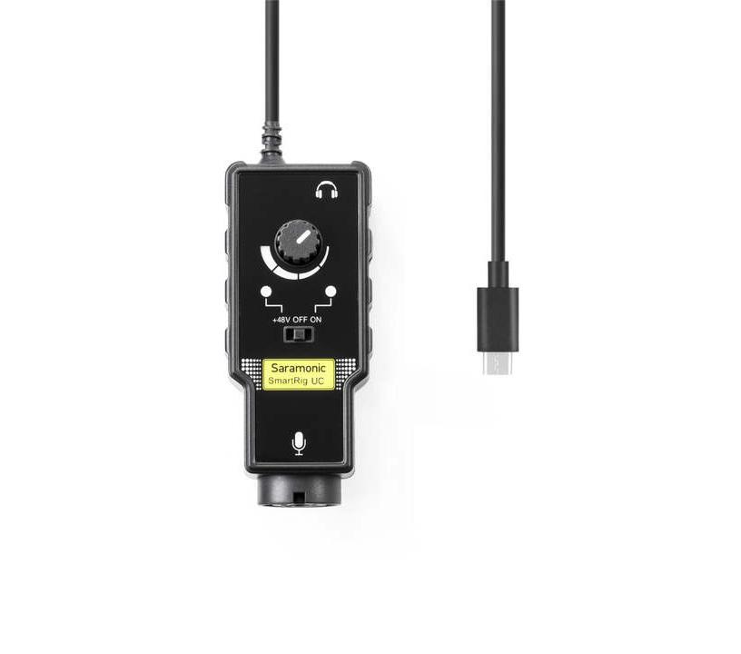 میکسر Saramonic SmartRig UC برای USB C