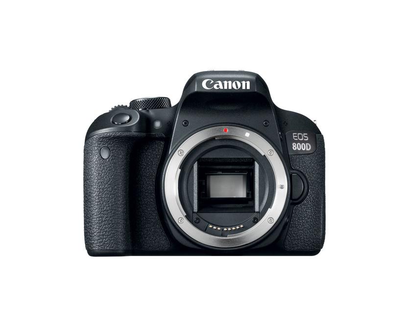 بدنه دوربین کانن EOS 800D