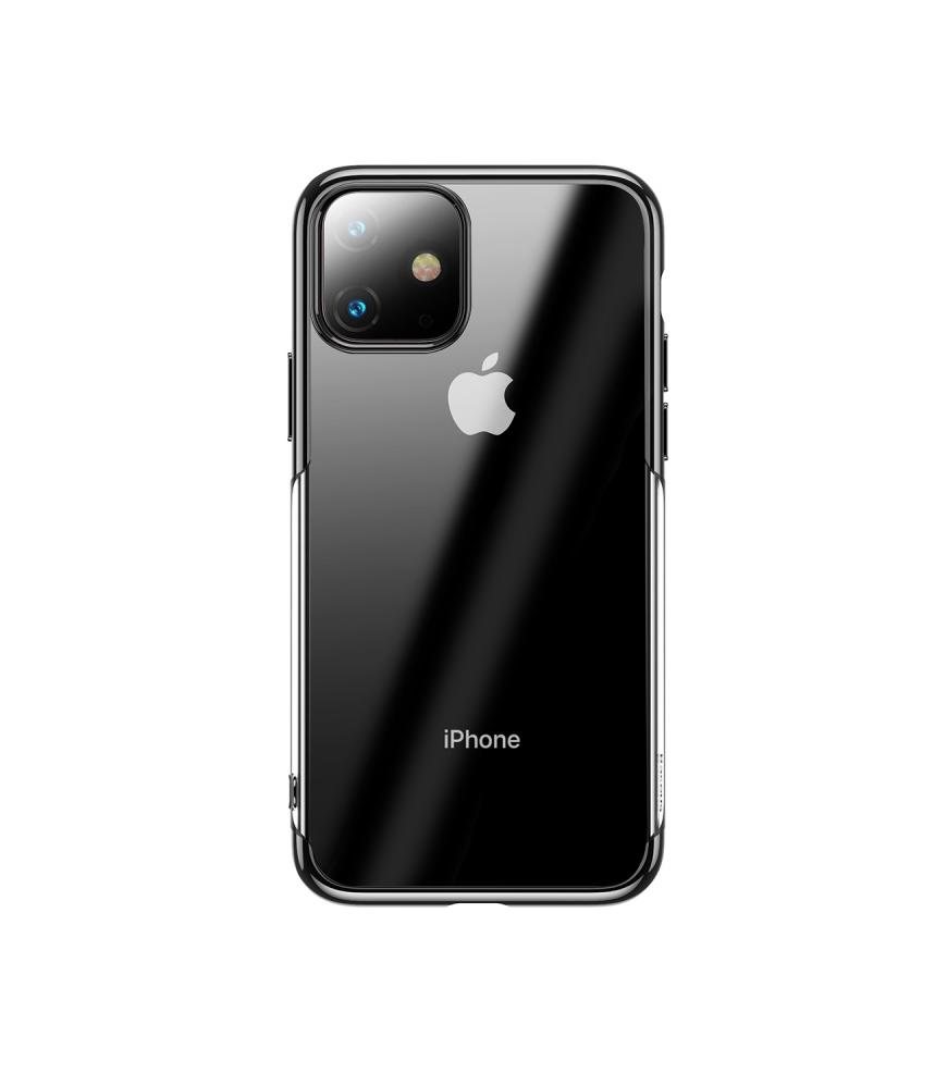 کاور باسئوس مدل ARAPIPH61S-MD01 مناسب برای گوشی موبایل اپل iPhone 11