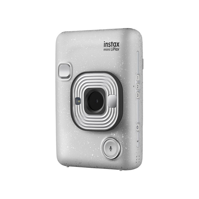 دوربین چاپ سریع هیبرید FUJIFILM INSTAX Mini LiPlay (سفید)