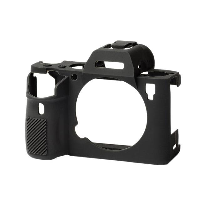 کاور سیلیکونی دوربین سونی Alpha a7R IV (مشکی)