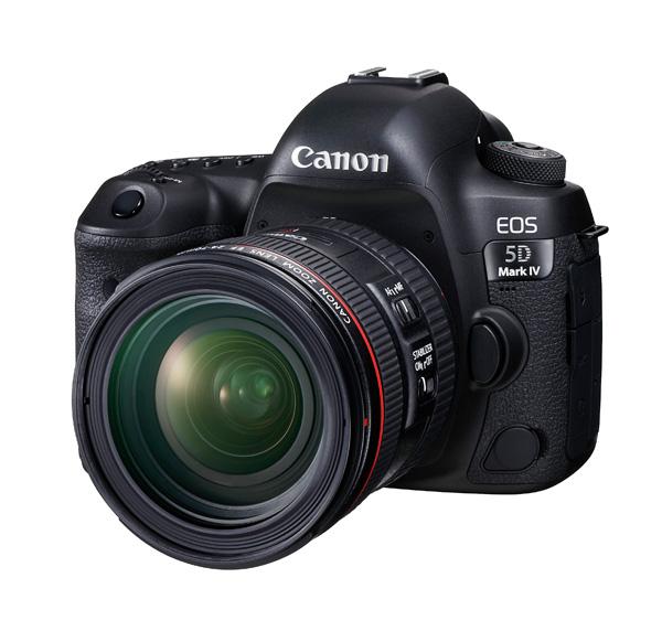 دوربین کانن EOS 5D Mark IV + 24-105mm f/4L II