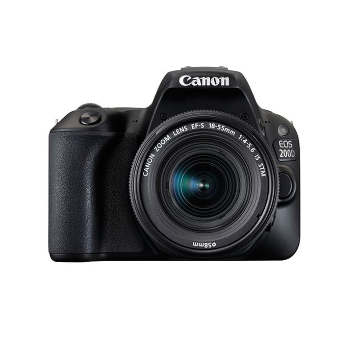 دوربین کانن EOS 200D + 18-55mm IS STM (دست دوم)