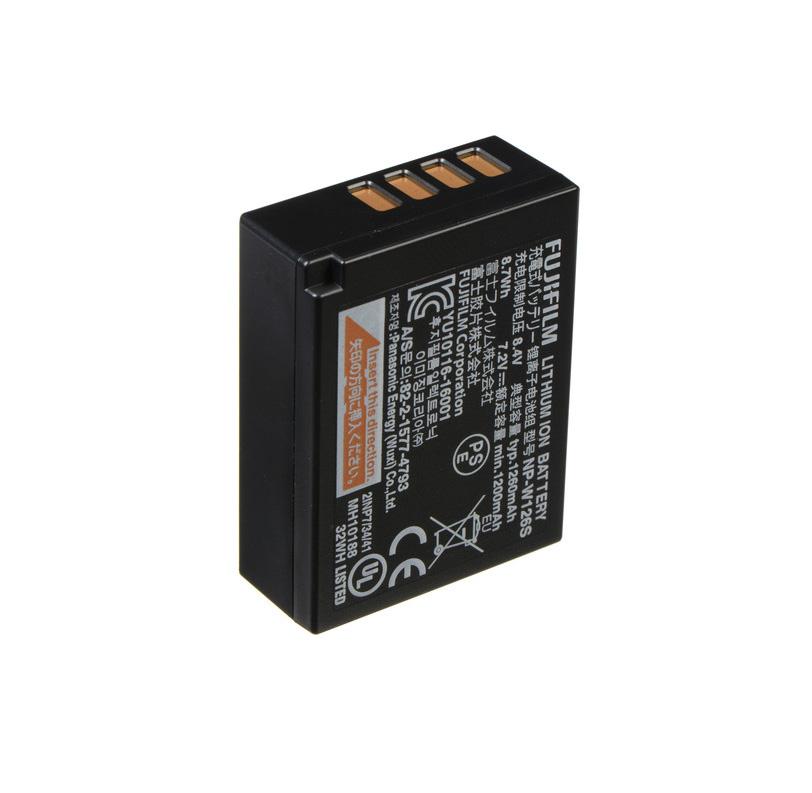 باتری Fujifilm NP-W126S مشابه اصلی