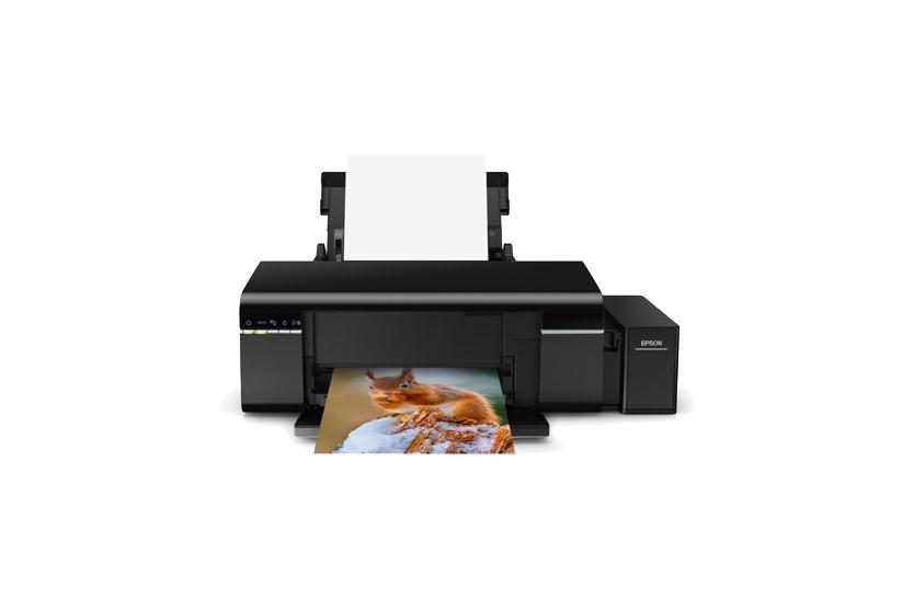 پرینتر جوهرافشان عکس اپسون مدل L805   Epson L805 Inkjet Photo Printer