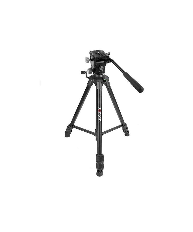 سه پایه فیلمبرداری کینگ جوی مدل VT-1600