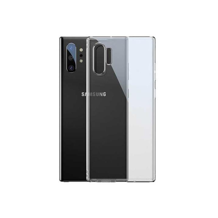 کاور باسئوس مدل ARSANOTE10P-02 مناسب برای گوشی موبایل سامسونگ Galaxy Note10 Plus