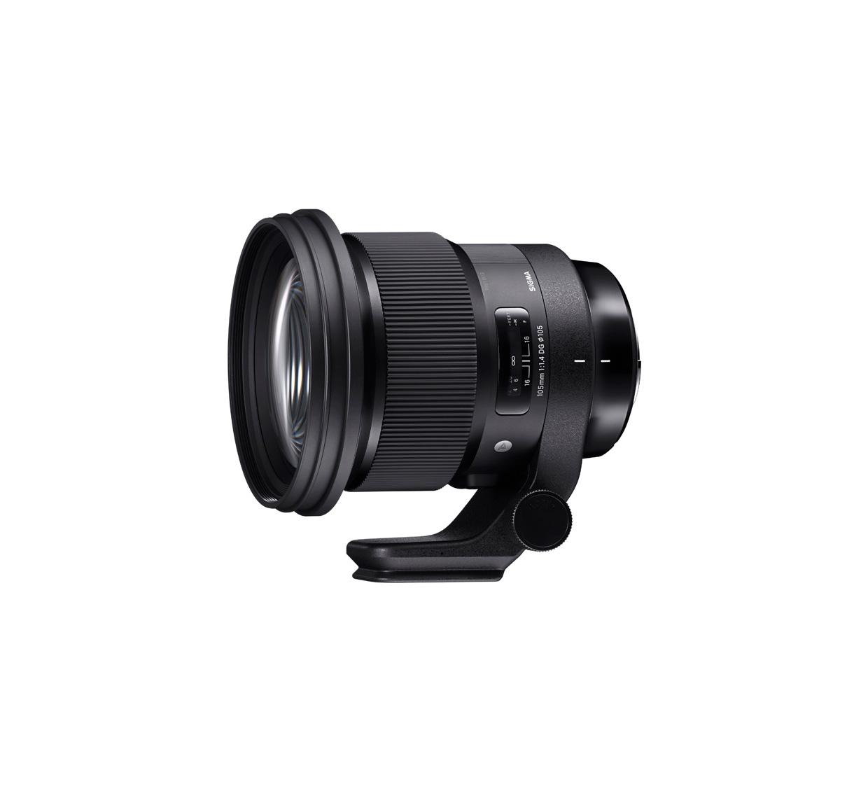 لنز Sigma 105mm f/1.4 DG HSM Art for Canon