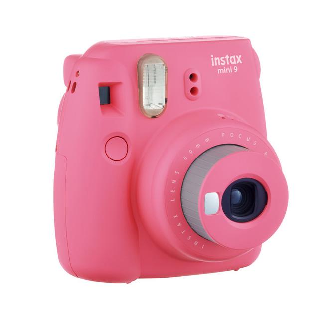 دوربین عکاسی چاپ سریع فوجی Instax Mini 9 (صورتی)