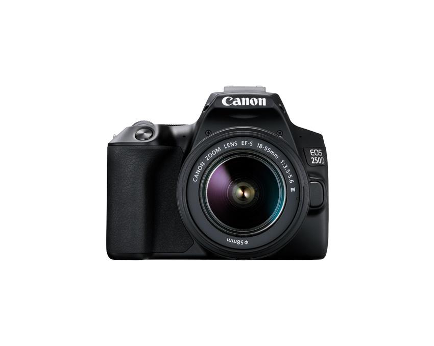 دوربین کانن EOS 250D + 18-55mm III