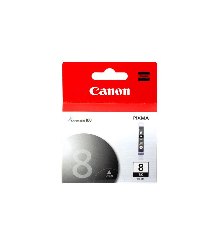 کارتریج جوهر افشان کانن مشکی Canon CLI-8 Black