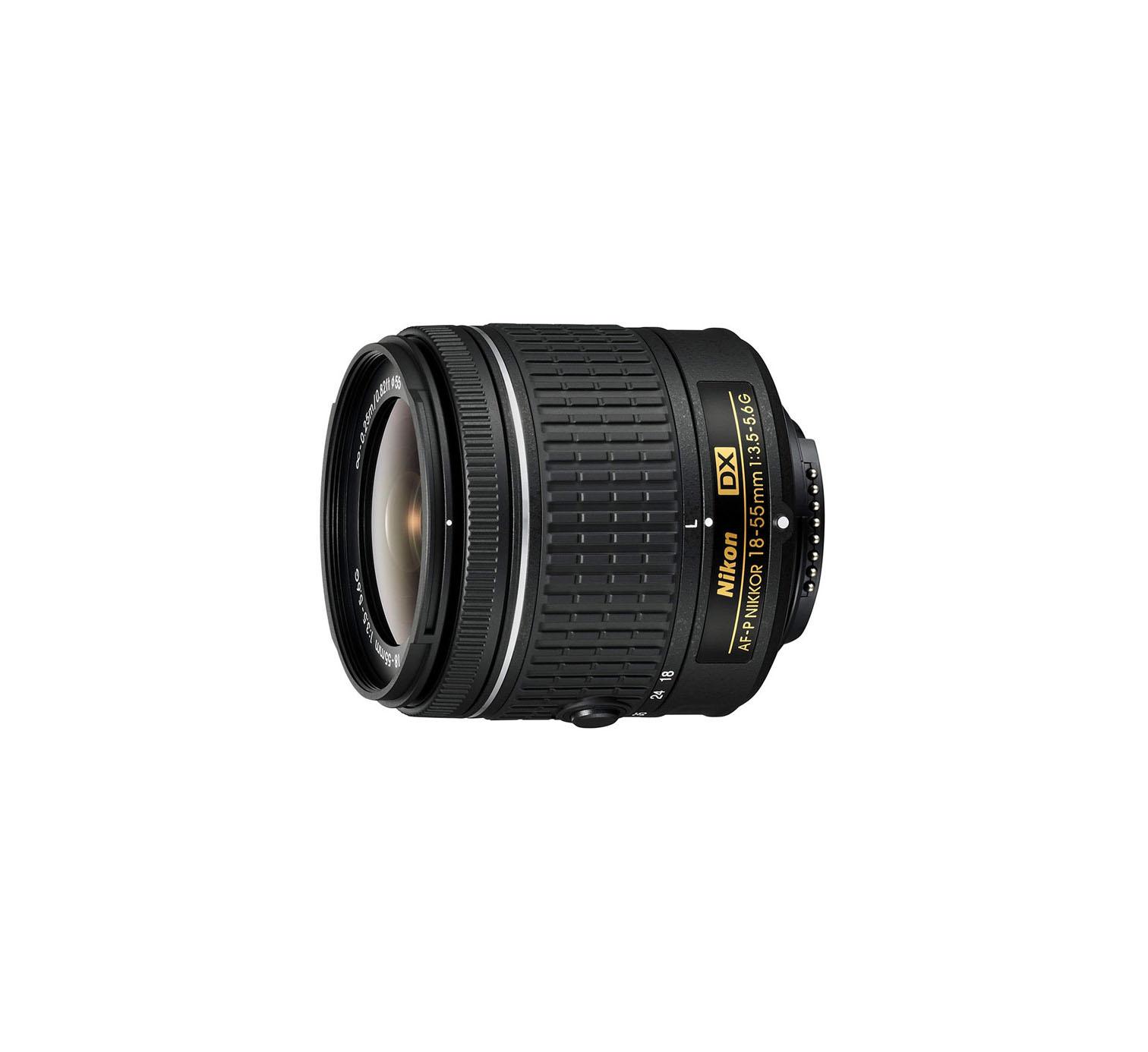 Nikon AF-P 18-55mm f/3.5-5.6 G DX