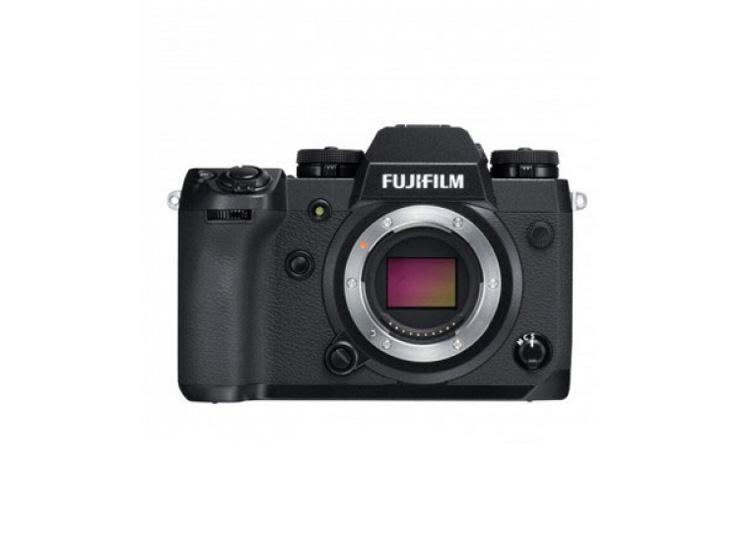 بدنه دوربین بدون آینه FUJIFILM X-H1